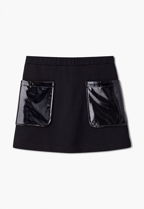 юбка n21 для девочки, черная