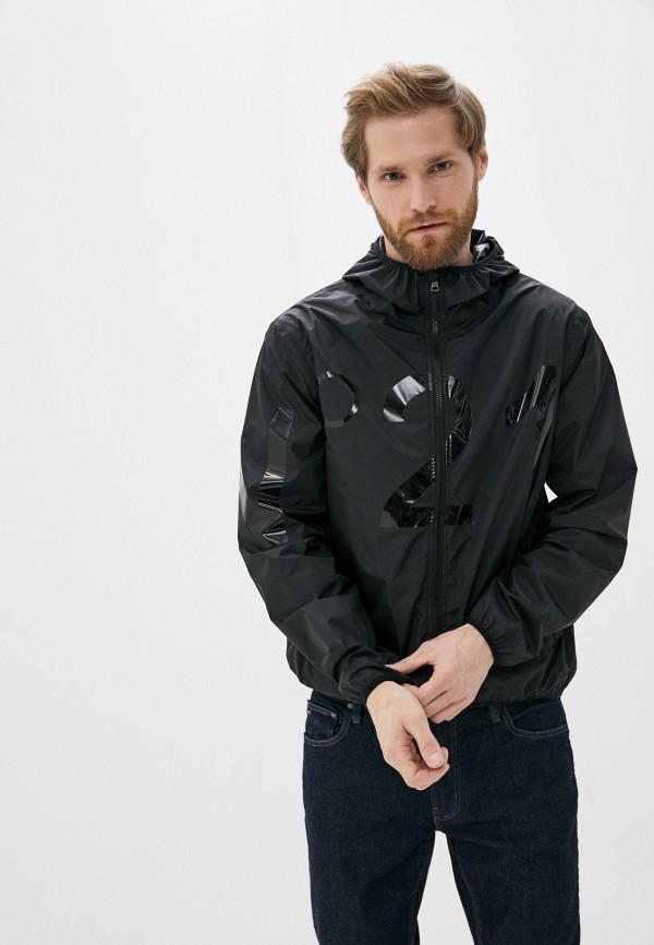 мужская куртка n21, черная