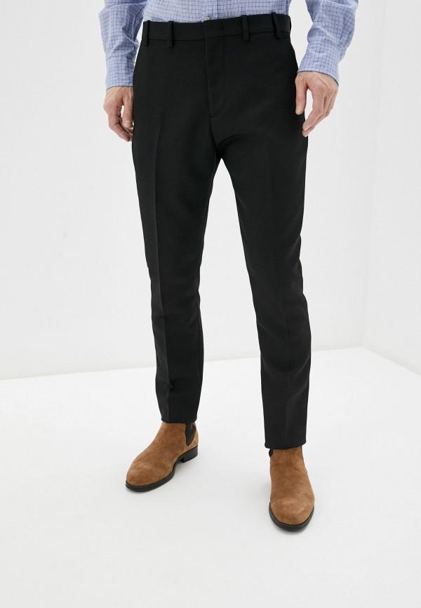 мужские брюки n21, черные