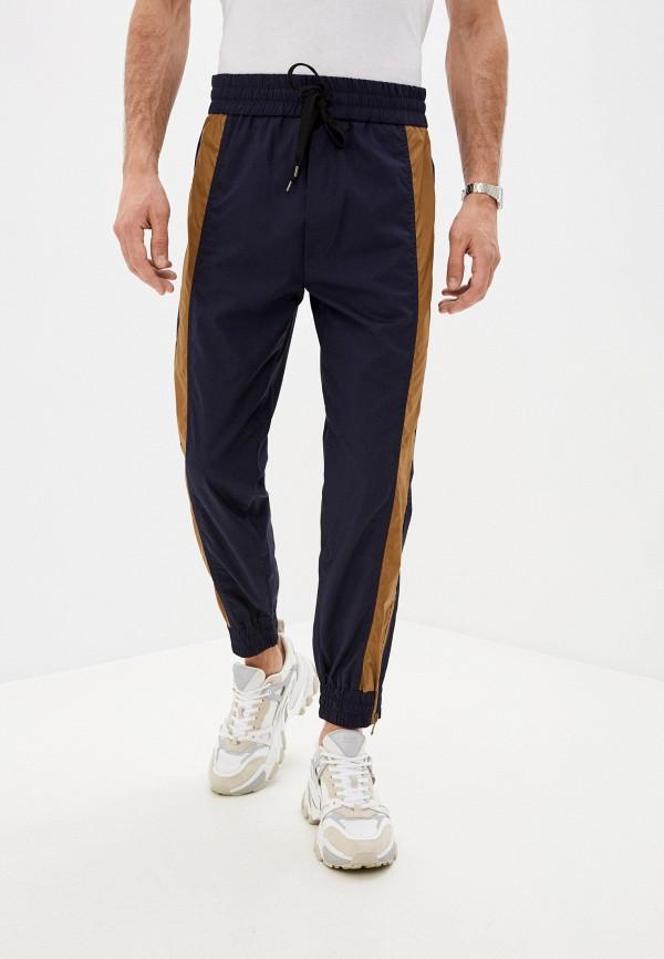 мужские спортивные брюки n21, синие