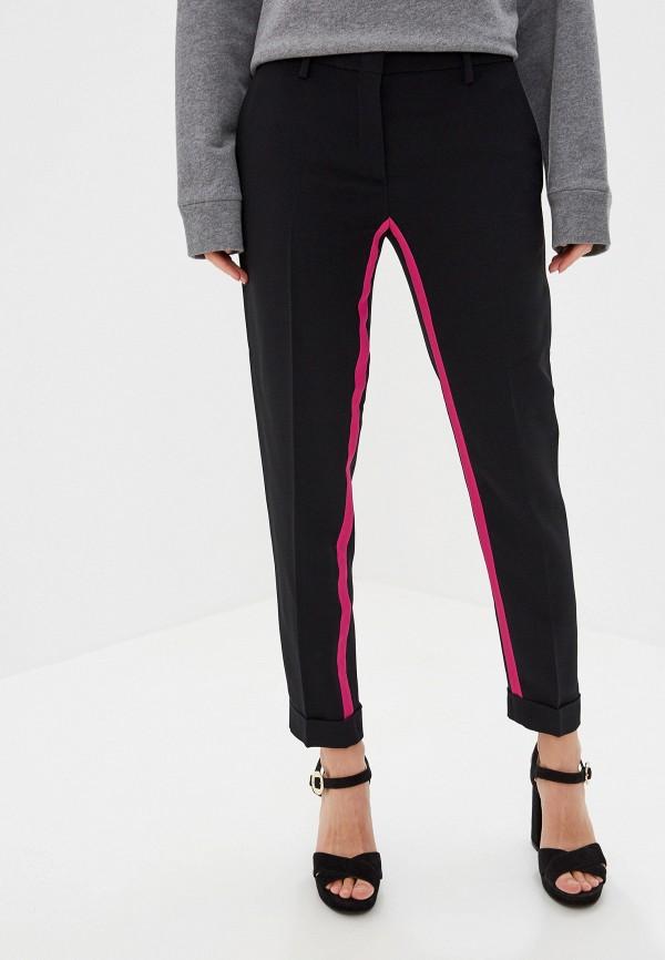 женские повседневные брюки n21, черные