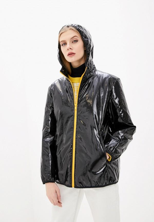 женская куртка n21, черная