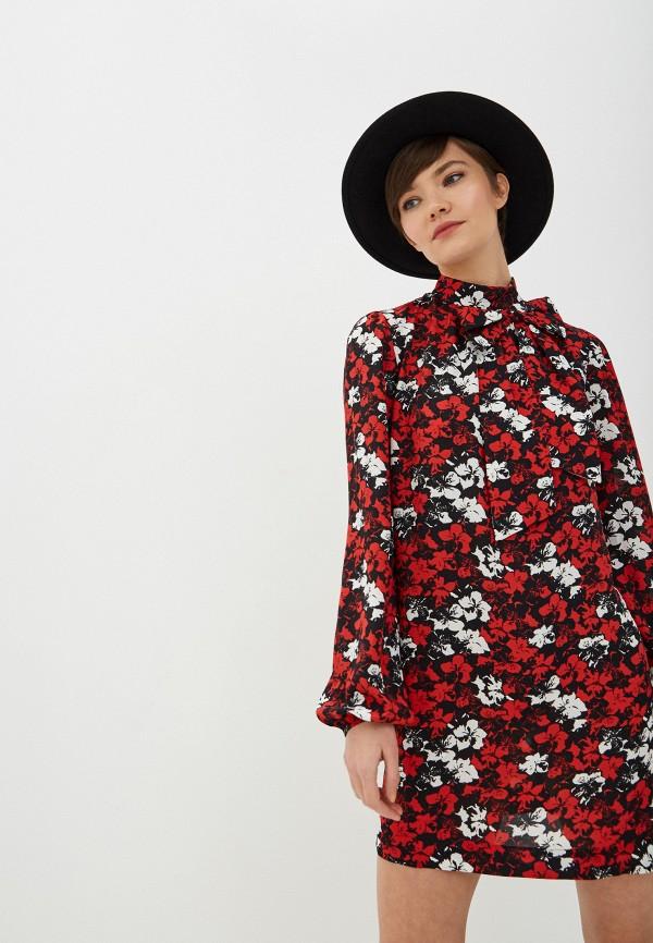 женское платье мини n21, разноцветное