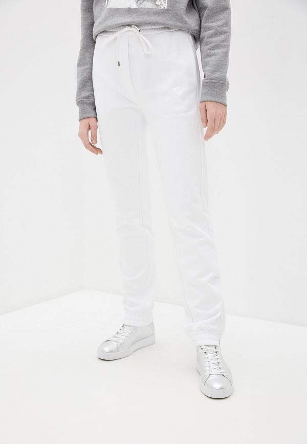 женские спортивные брюки n21, белые
