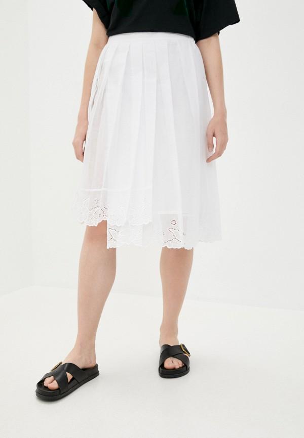женская юбка n21, белая