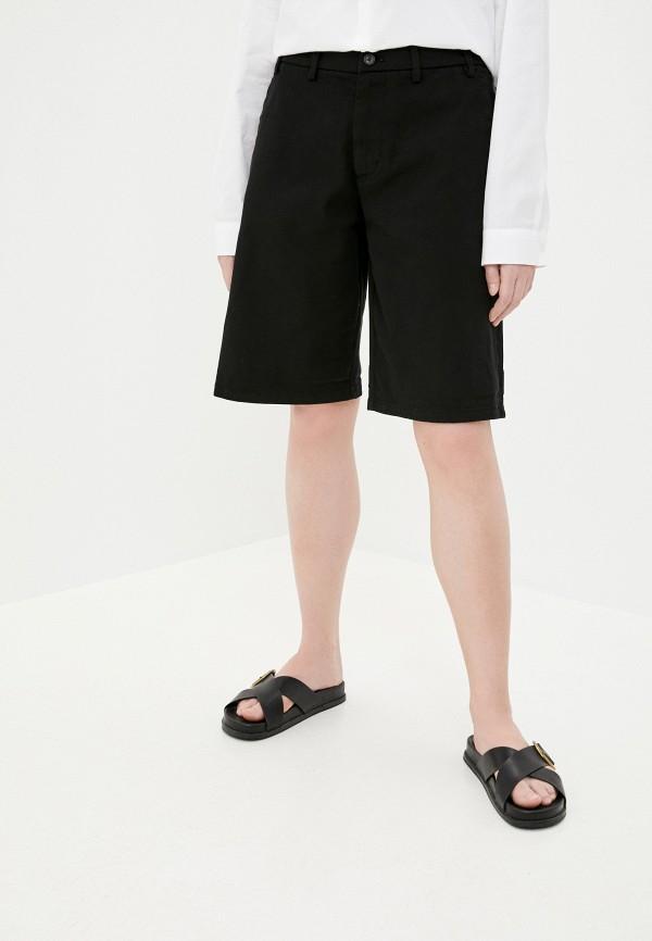 женские джинсовые шорты n21, черные