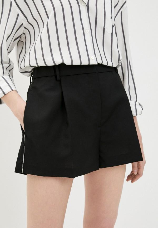 женские повседневные шорты n21, черные
