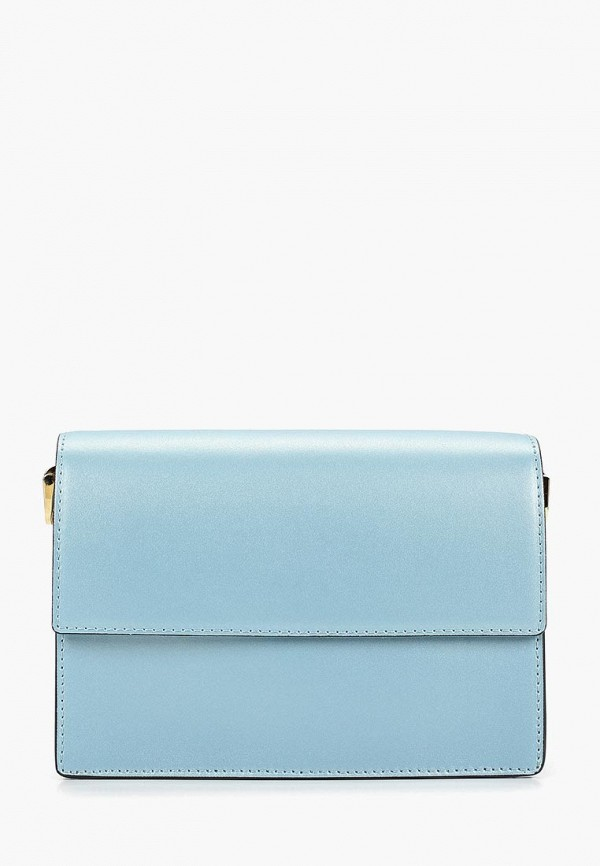 женская сумка nano de la rosa, голубая