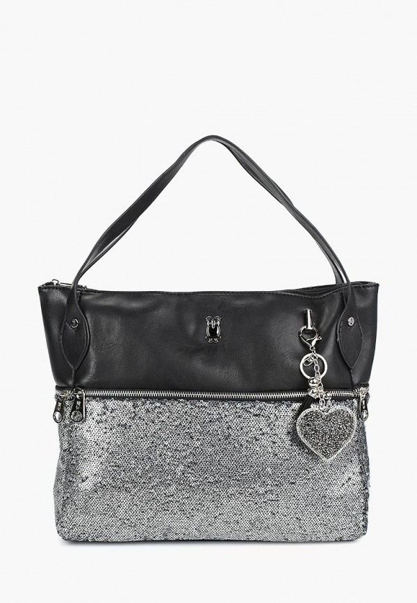 Фото - Женские сумки и аксессуары Nano de la Rosa черного цвета