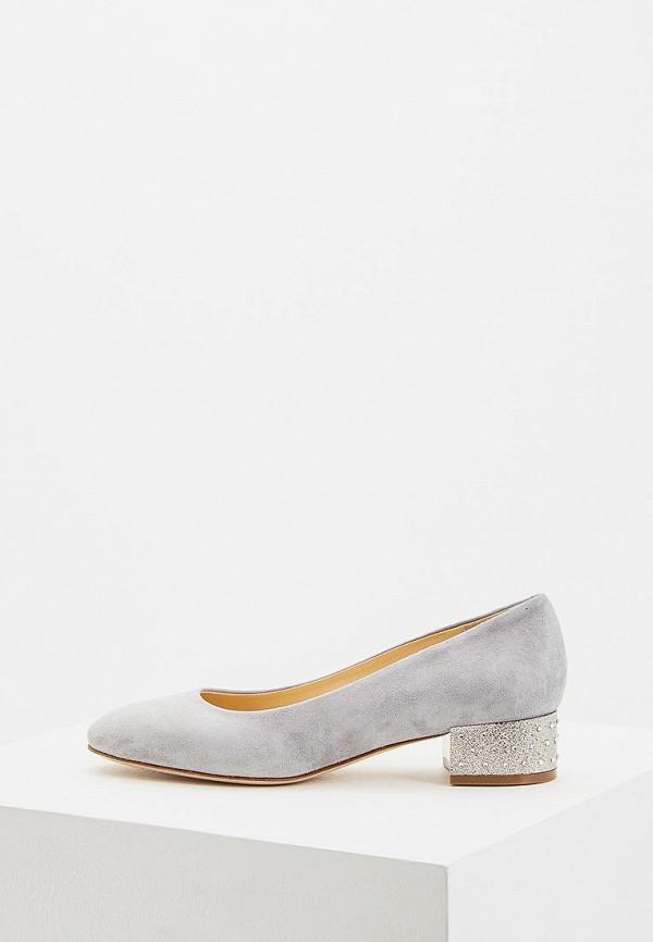 женские туфли nando muzi, серые