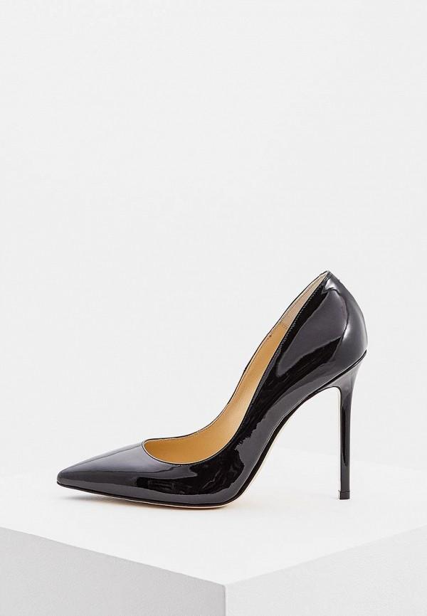 женские туфли nando muzi, черные