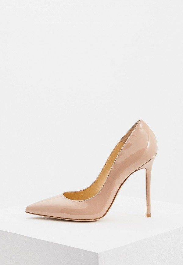 женские туфли nando muzi, бежевые