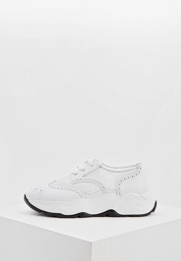 женские низкие кроссовки nando muzi, белые