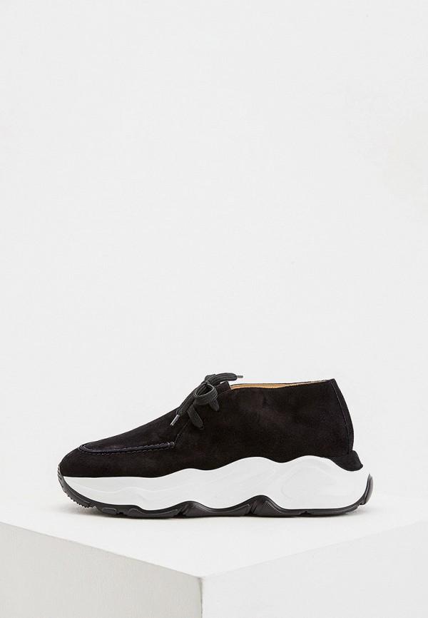 женские кроссовки nando muzi, черные