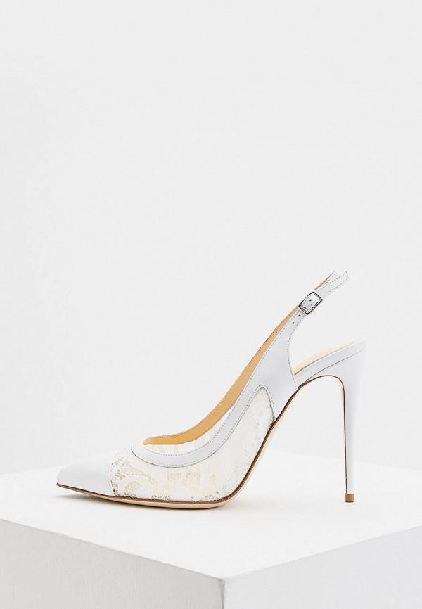 женские туфли nando muzi, белые