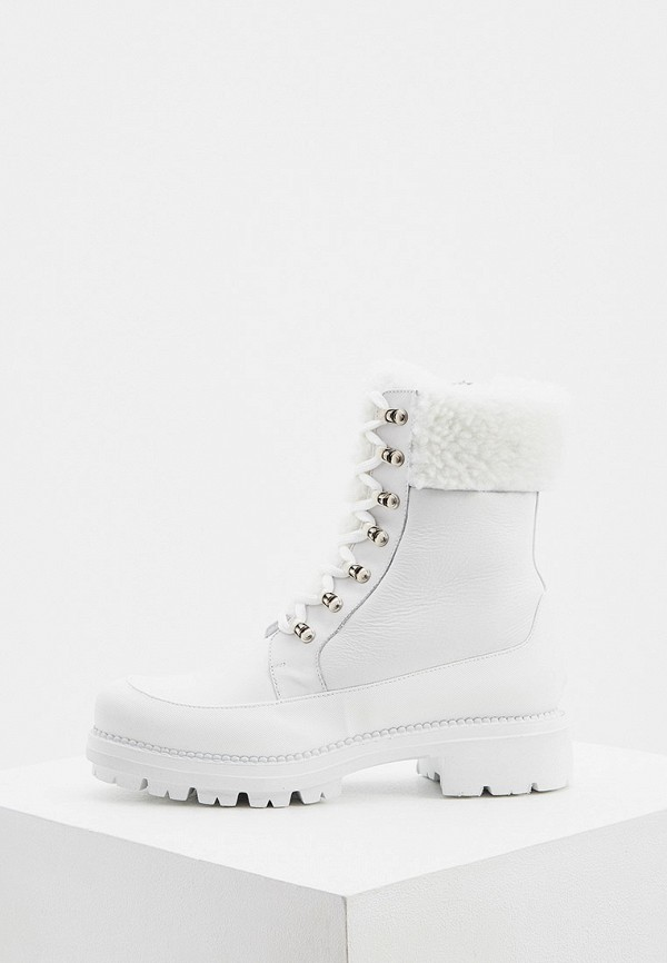 женские ботинки nando muzi, белые