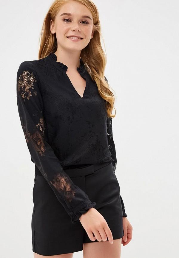 Блуза Naf Naf Naf Naf NA018EWBTXS9 цена