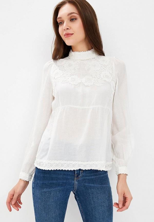 купить Блуза Naf Naf Naf Naf NA018EWBTXT4 по цене 1830 рублей