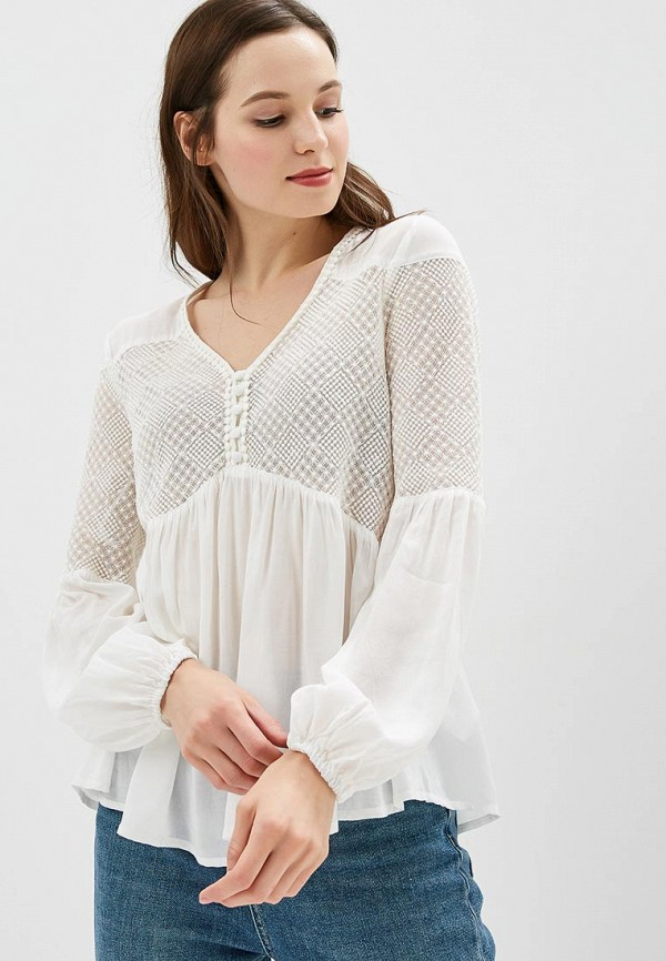 купить Блуза Naf Naf Naf Naf NA018EWBTXT6 по цене 2790 рублей