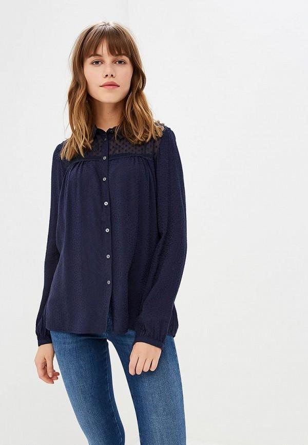 Блуза Naf Naf Naf Naf NA018EWBTXT7 цена