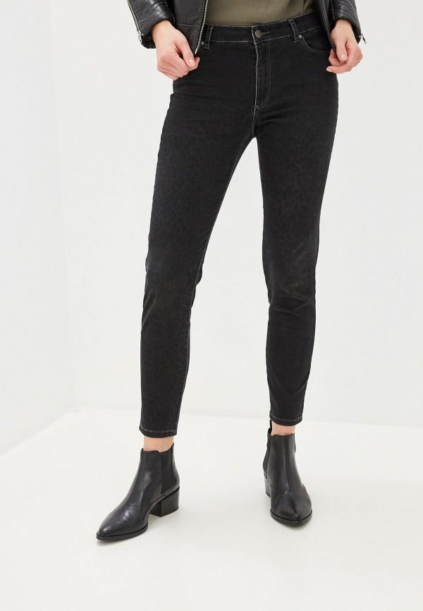 женские джинсы naf naf, черные