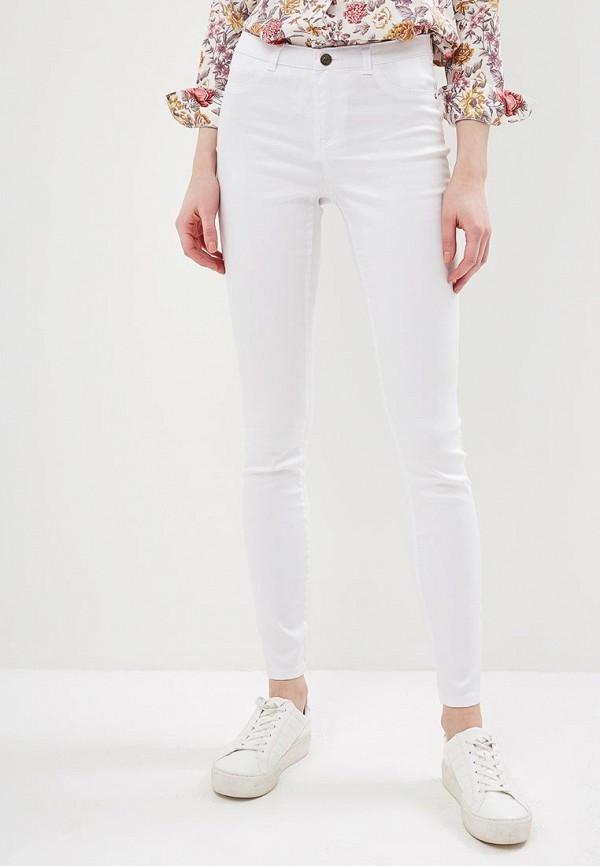 женские джинсы naf naf, белые