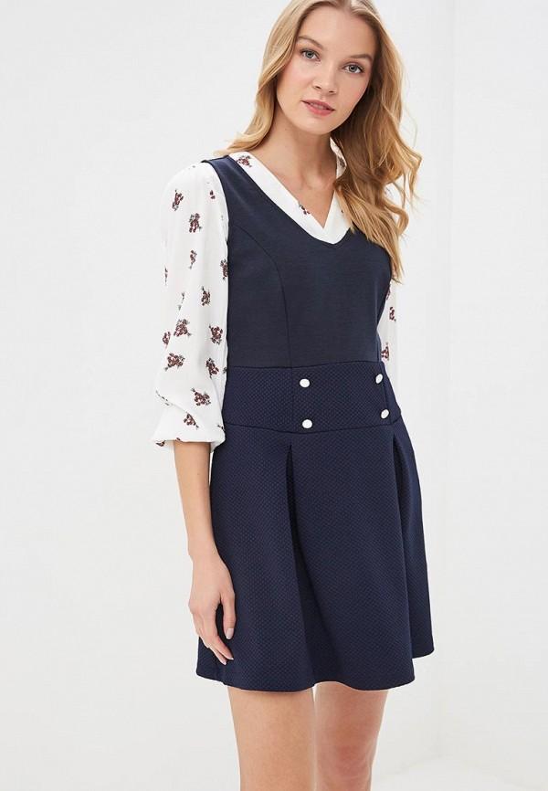 Платье Naf Naf Naf Naf NA018EWENWS6 все цены