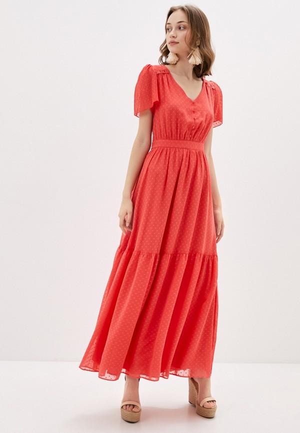 женское повседневные платье naf naf