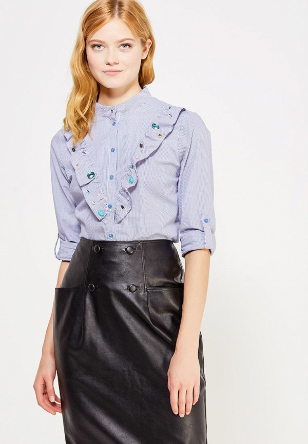 Блуза Naf Naf Naf Naf NA018EWUUO07 цена