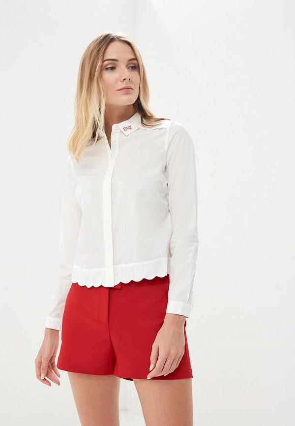 Купить Рубашка Naf Naf, na018ewzjq39, белый, Весна-лето 2018