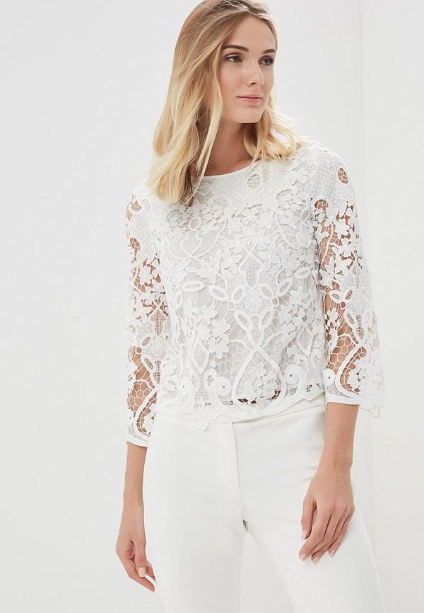 Купить Блуза Naf Naf, na018ewzjq49, белый, Весна-лето 2018