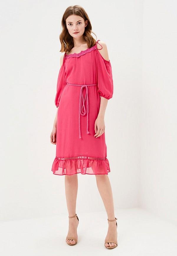 Платье Naf Naf Naf Naf NA018EWZJQ98 цена
