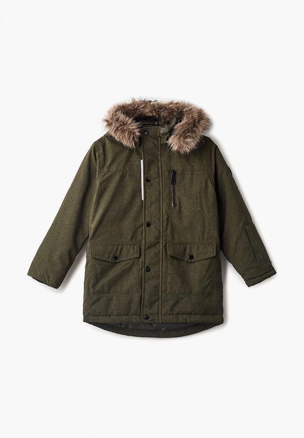 Купить Куртка утепленная Name It, NA020EBBUTV6, хаки, Осень-зима 2018/2019