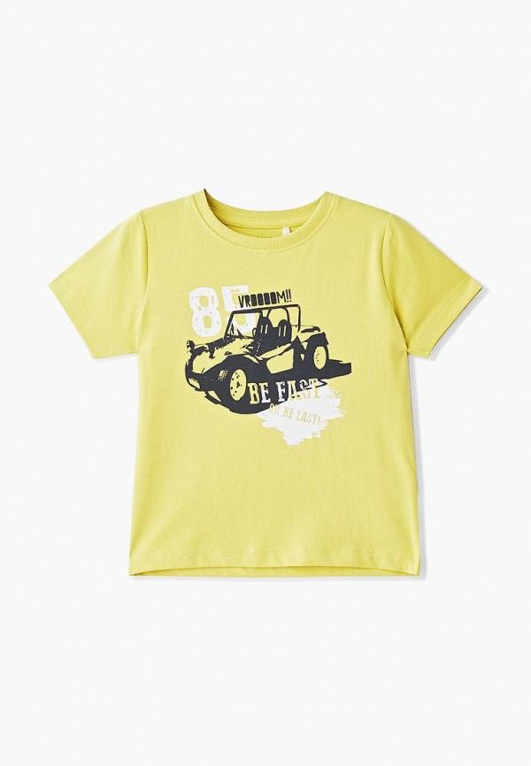 футболка с коротким рукавом name it для мальчика, зеленая