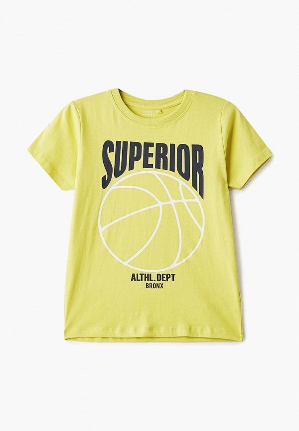Футболка Name It Name It NA020EBEFXY6 футболка name it name it na020egzoa60