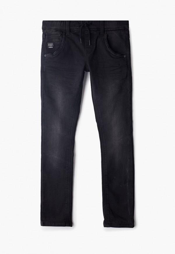 джинсы name it для мальчика, черные