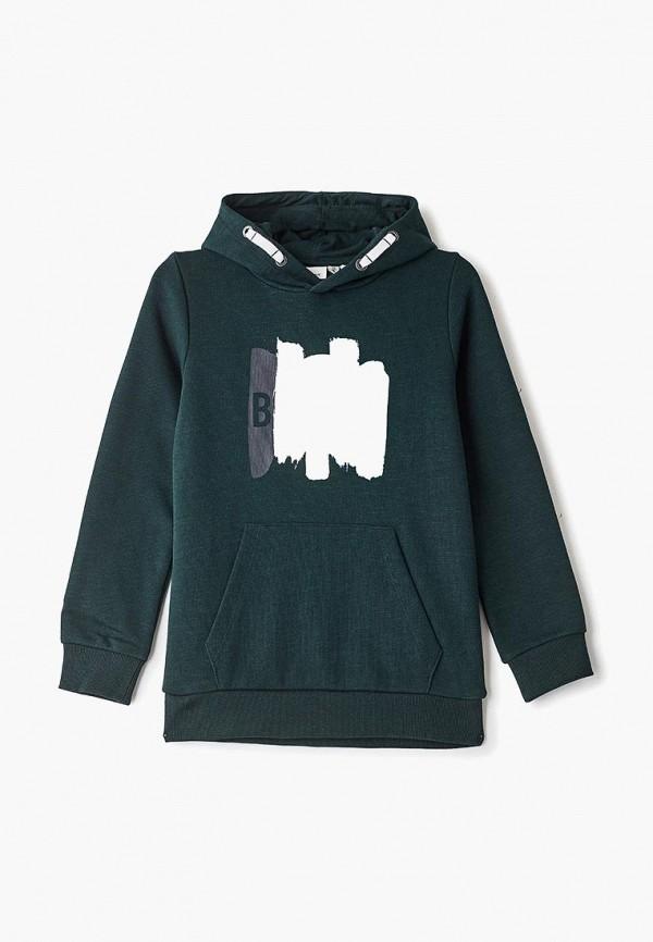 Купить Худи Name It зеленого цвета