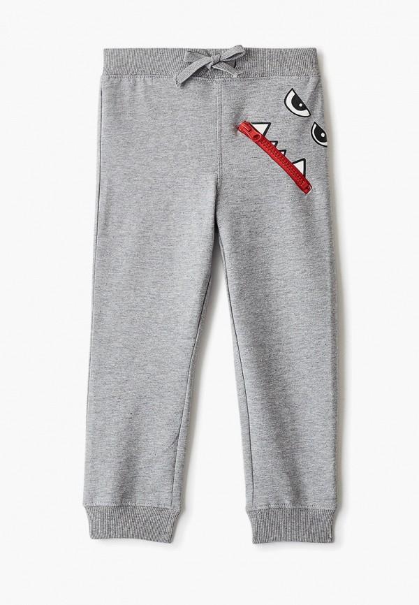 спортивные спортивные брюки name it для мальчика, серые