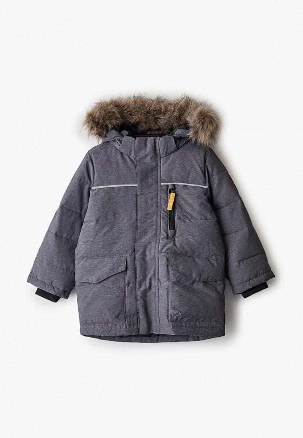 куртка name it для мальчика, серая