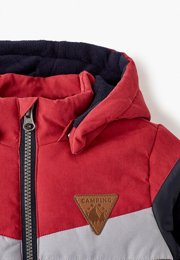 Фото 3 - Куртку утепленная Name It синего цвета