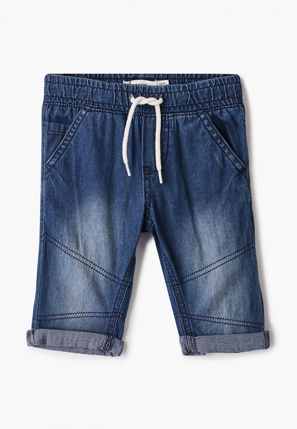 джинсовые шорты name it для мальчика, синие