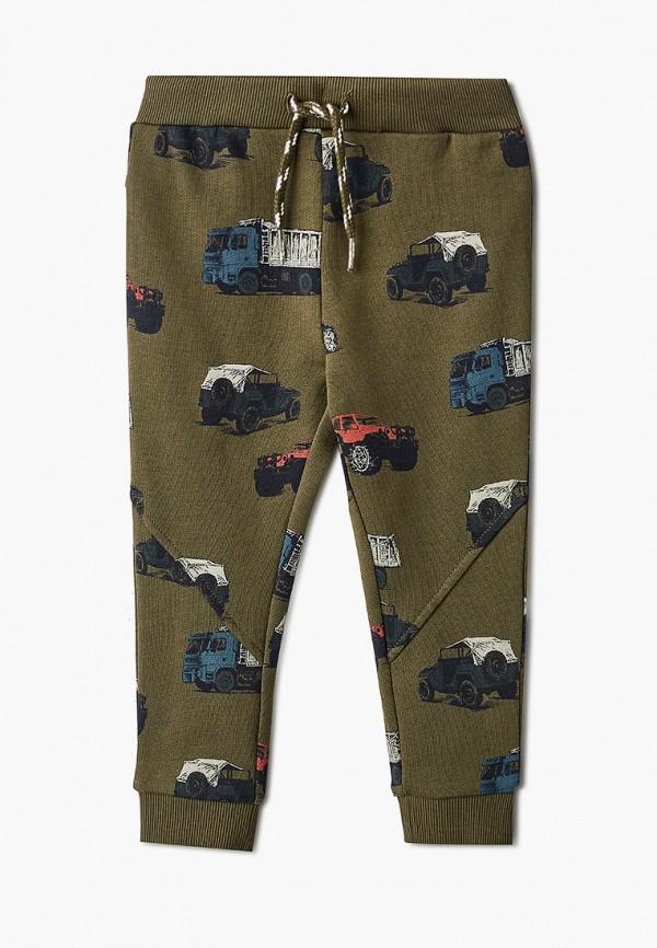 спортивные брюки name it для мальчика, хаки