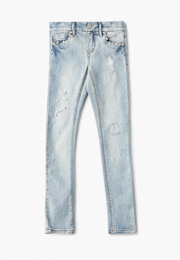 джинсы name it для девочки, голубые