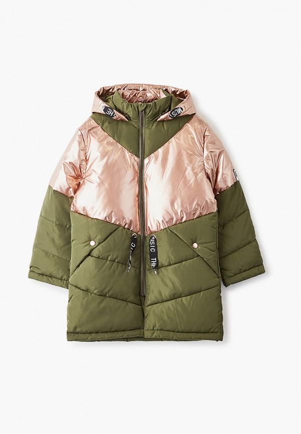 куртка name it для девочки, разноцветная