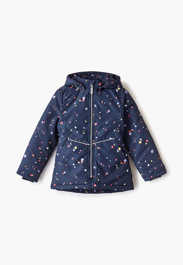 куртка name it для девочки, синяя