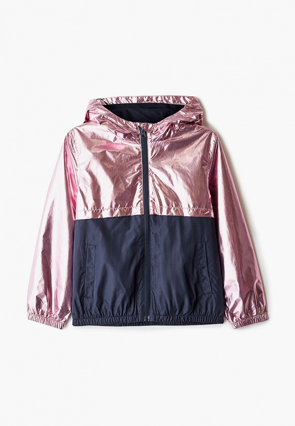 легкие куртка name it для девочки, разноцветная