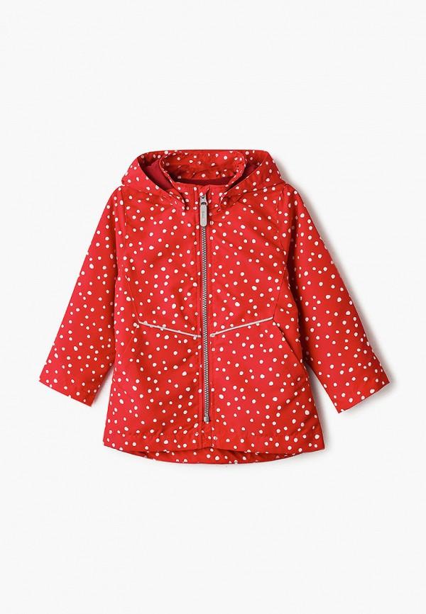 куртка name it для девочки, красная
