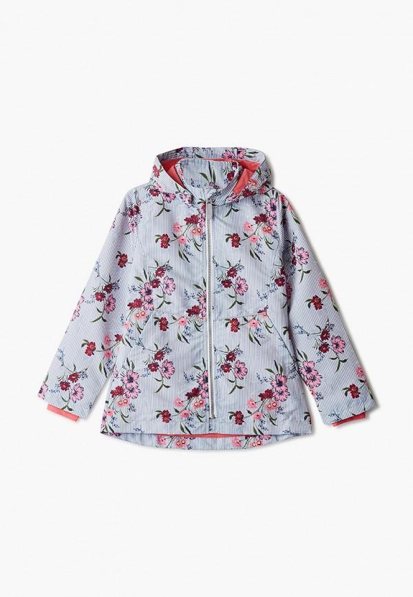 куртка name it для девочки, голубая