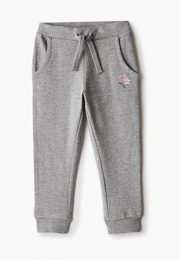 спортивные брюки name it для девочки, серые