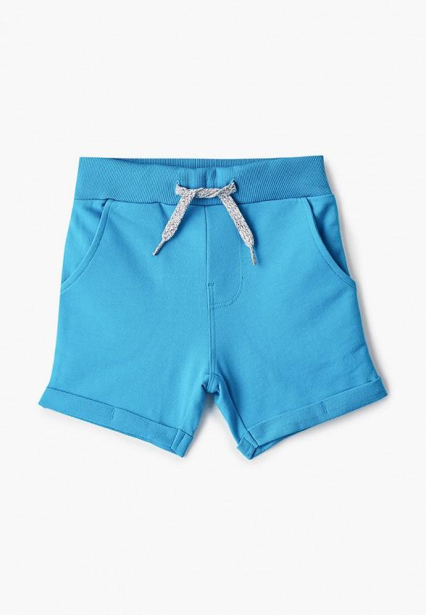 шорты name it для девочки, голубые